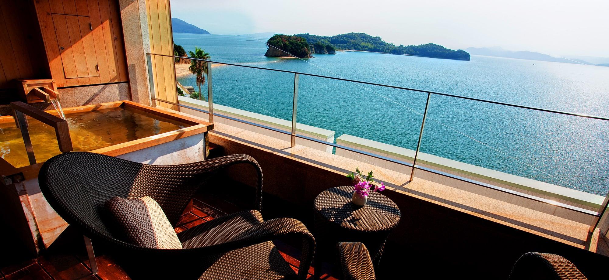 小豆島 ホテル おすすめ